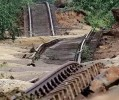 山洪暴发会影响铁路运行安全吗