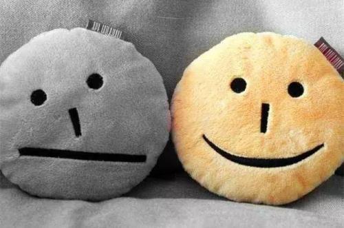 给自己一个最后的微笑